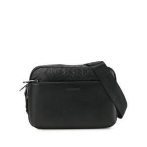 Messenger Bag In Black