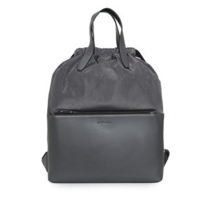 String Bag In Grey
