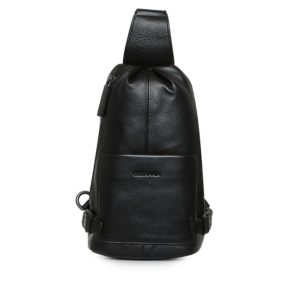 Chest Bag - L In Black