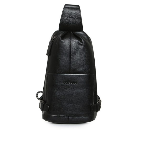 Chest Bag - L In Black