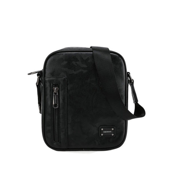Mini Sling Bag In Black