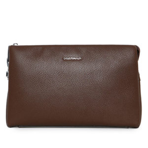 Clutch - L In Light Brown