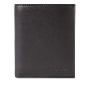 Tall Wallet In Brown