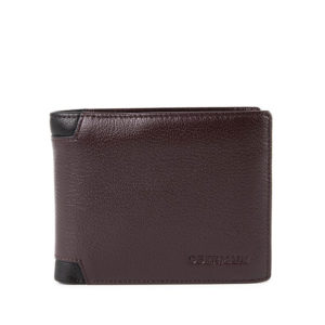 Standard Wallet In Maroon