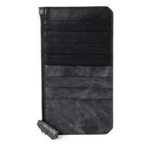 Card Holder In Black