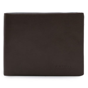 Standard Wallet In Brown