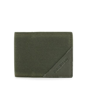 Card Holder In Olive