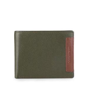 Standard Wallet In Olive