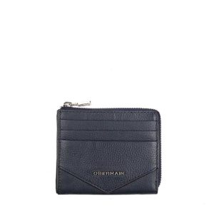 Quin Card Holder In Navy