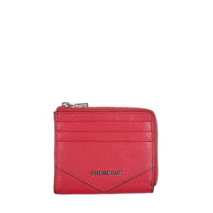 Quin Card Holder In Raspberry