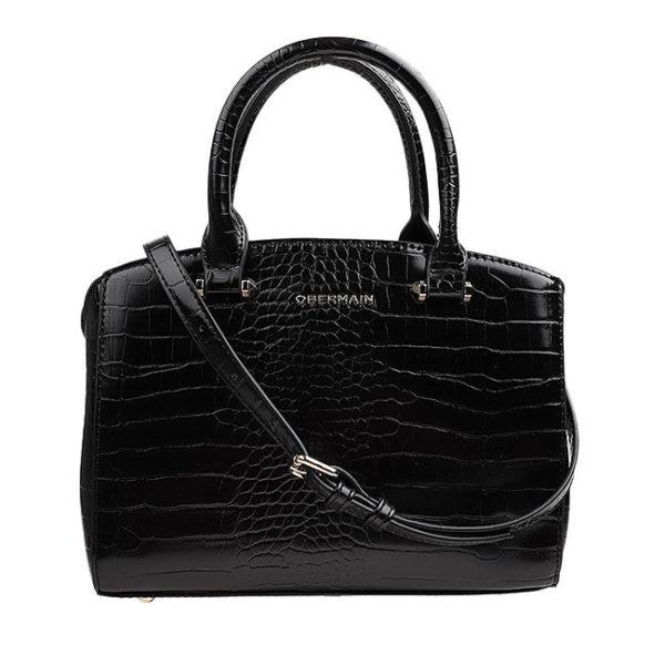 Roslind Top Handle (M) in Black