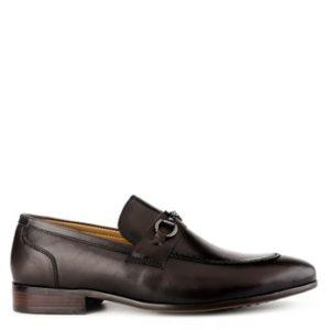 ARMANI JAIRO-SLIP ON BUCKLE In BLACK