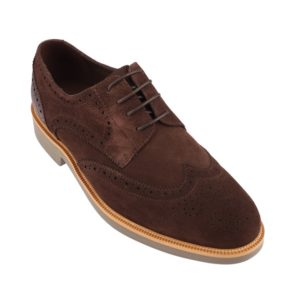 COHEN ORION-LACE UP In DARK BROWN