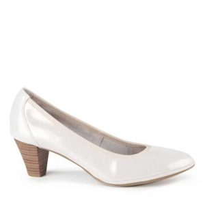 ADRIANA MAURICE  -  SLIP ON In SILVER