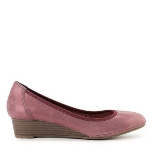 ACADIA MAURICE  -  SLIP ON In RED