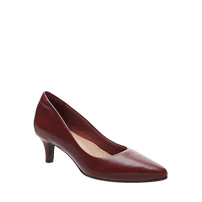 Arezzo IVY in Maroon