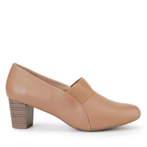 CANDENCE GIANA - SLIP ON in ALMOND