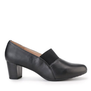 CANDENCE GIANA - SLIP ON in BLACK