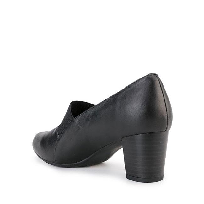 CANDENCE GIANA - SLIP ON in BLACK