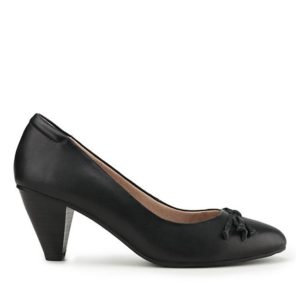 AGNES RYANA - SLIP ON In BLACK