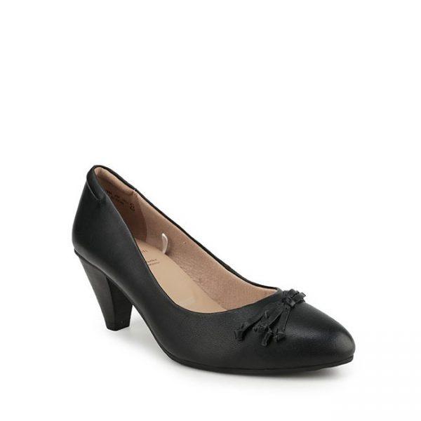 AGNES RYANA - SLIP ON In BLACK