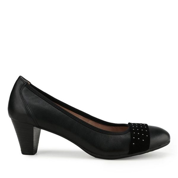ADRIANA NADYA - SLIP ON In BLACK