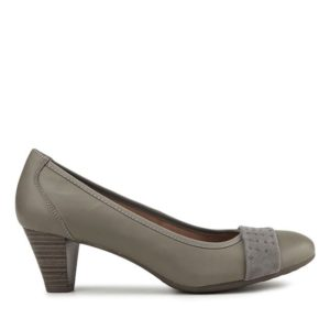 ADRIANA NADYA - SLIP ON In GREY