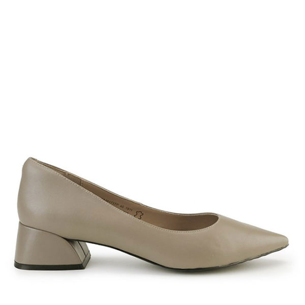 CLAIRE ELIN - SLIP ON in TAUPE