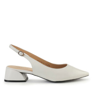 CLAIRE ELIN - SLINGBACK in BEIGE