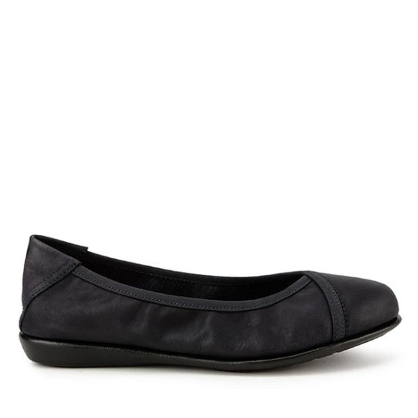 HALEY ETTA - SLIP ON in NAVY