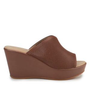 NICOLE SHARLENE - SLIDE in BROWN