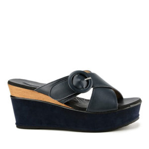 MARIDITH JUSTYNE - CROSS in NAVY