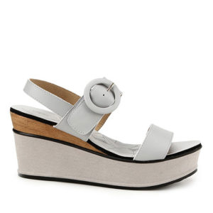 MARIDITH JUSTYNE - SLINGBACK in OFF WHITE
