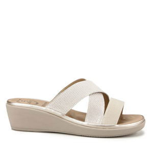 MIA ALANNAH - SLIDE in BEIGE