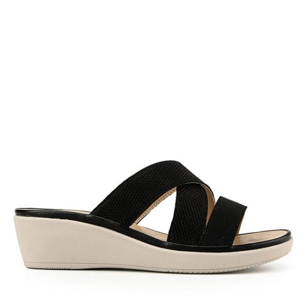 MIA ALANNAH - SLIDE In BLACK