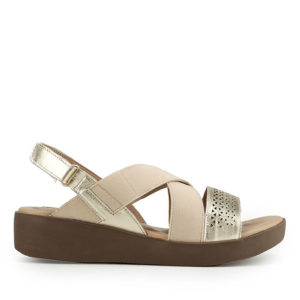 NEWLYN GRACE - SLINGBACK in GOLD