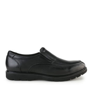 ARJUN TILTON - SLIP ON in BLACK