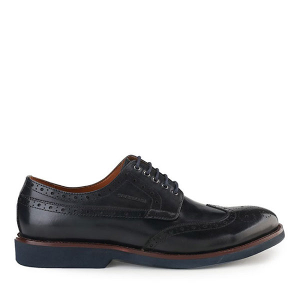 MARK RYAN - LACE UP in NAVY