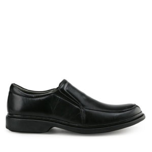 EXCELLENCE - SLIP ON in BLACK