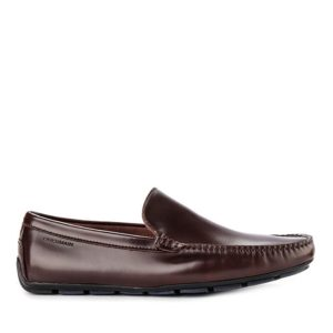 CARL SAMUEL - SLIP ON PLAIN In DARK BROWN