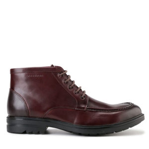 CLARKE SYLVESTER - BOOTS In MAROON