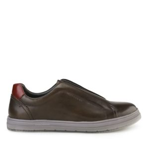 CORRICK STEPHENS - SLIP ON ELASTIC  In GREY