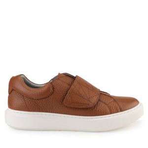 CHENY SENNETT - VELCO SLIP ON in BROWN
