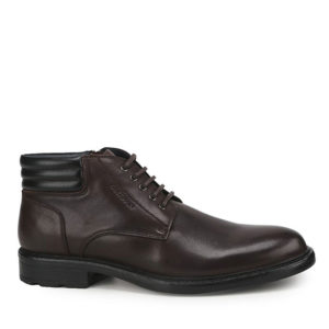 CARLSEN RAYMOND - BOOTS in DARK BROWN