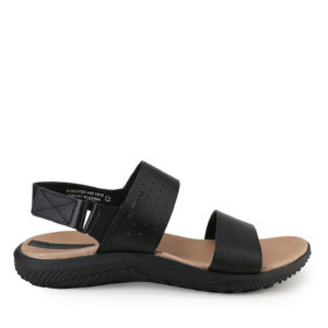 GORTEN PACKER - SLINGBACK in BLACK