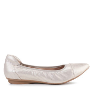 HALENA NOELLA - SLIP ON in GOLD